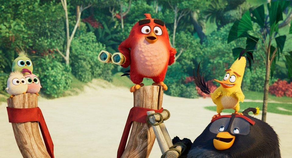 Angry Birds 2: La película, fotograma 4 de 35