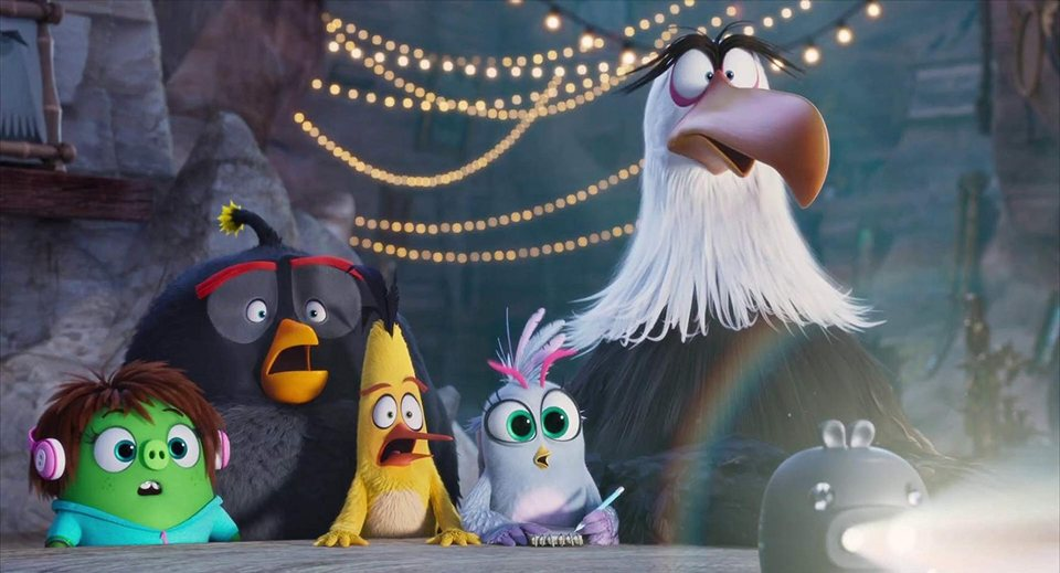 Angry Birds 2: La película, fotograma 2 de 35