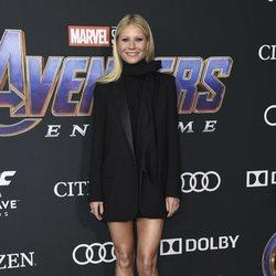 Gwyneth Paltrow en la alfombra roja de 'Vengadores: Endgame'