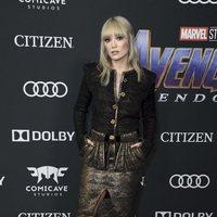 Pom Klementieff en la alfombra roja de 'Vengadores: Endgame'