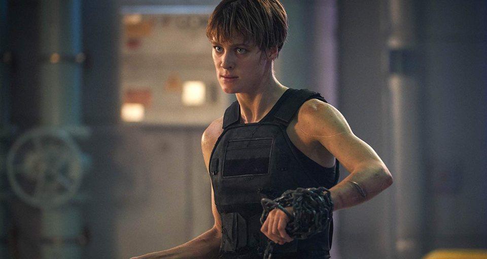 Terminator: Destino Oscuro, fotograma 4 de 11
