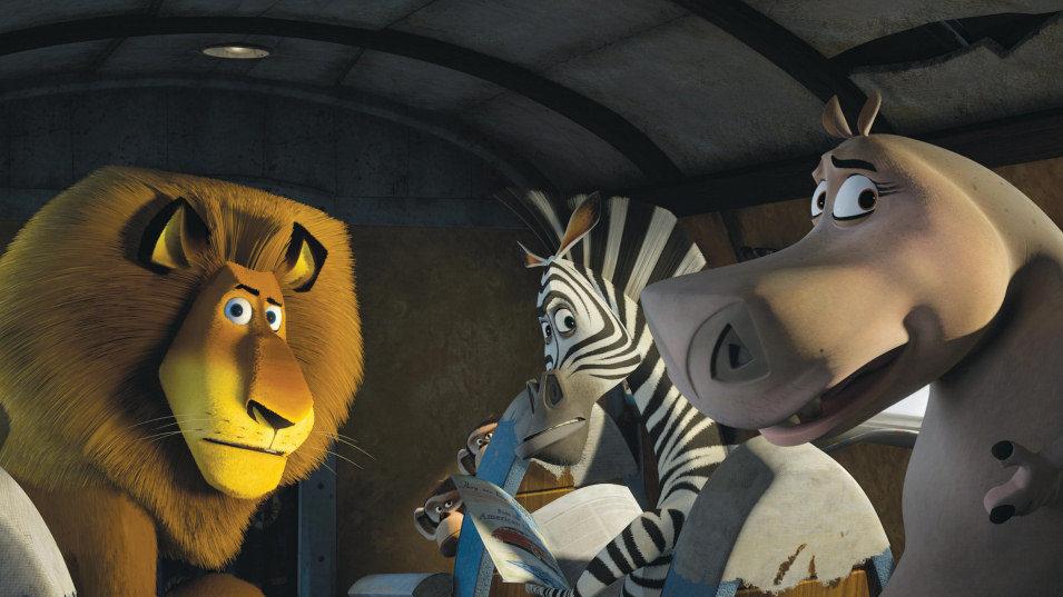 Madagascar 2, fotograma 7 de 48