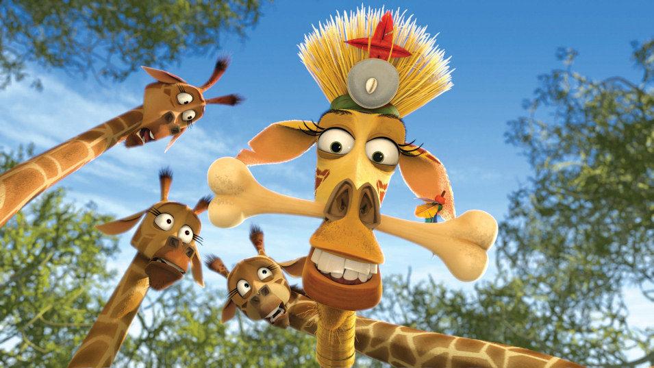 Madagascar 2, fotograma 12 de 48