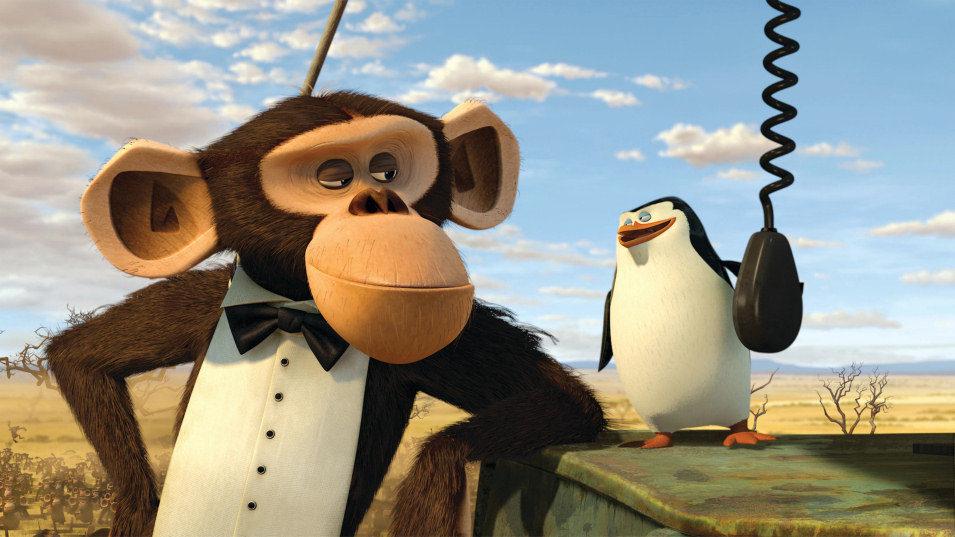 Madagascar 2, fotograma 16 de 48