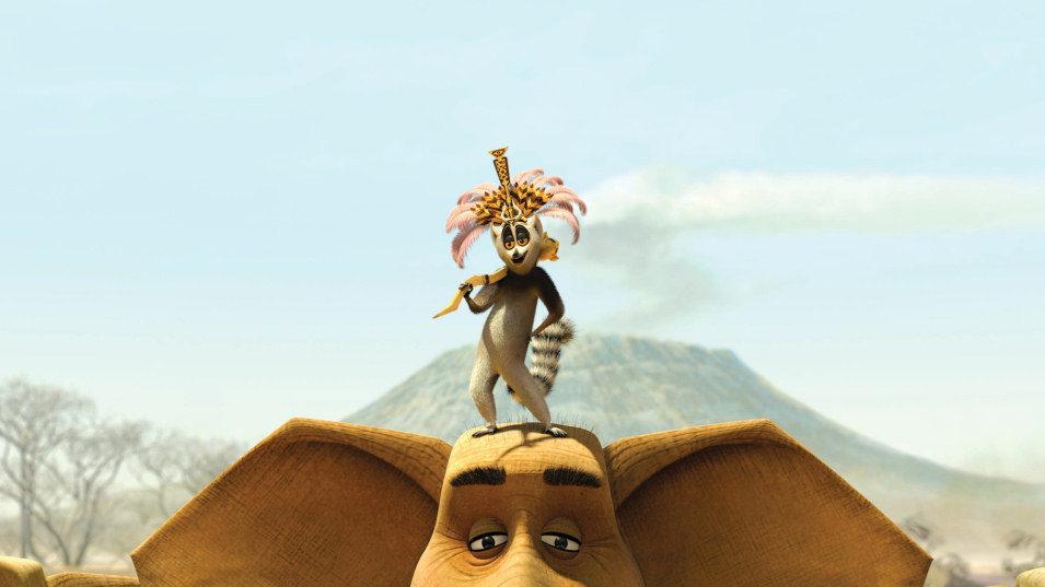 Madagascar 2, fotograma 20 de 48