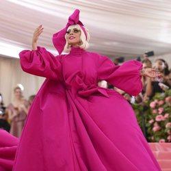 Lady Gaga en la Met Gala 2019