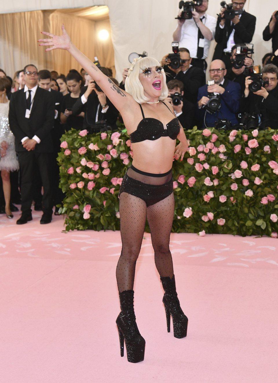 Lady Gaga en la Gala del Met 2019