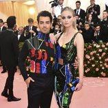 Sophie Turner y Joe Jonas en la Gala del Met 2019