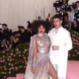 Priyanka Chopra y Nick Jonas en la Gala del Met 2019
