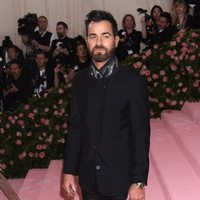 Justin Theroux at Met Gala 2019