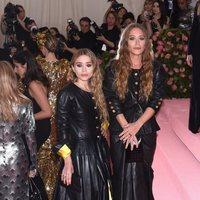 Las gemelas Olsen en la Gala del Met 2019