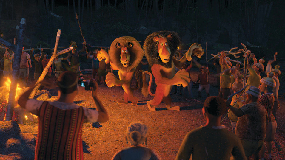 Madagascar 2, fotograma 33 de 48