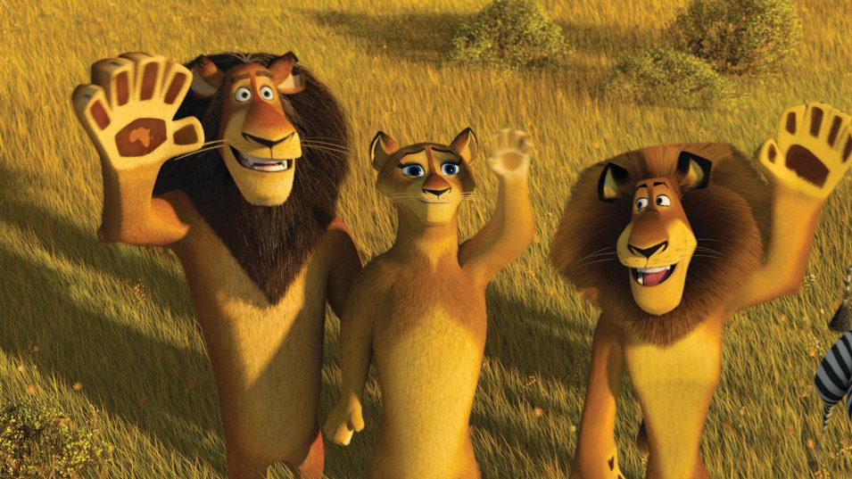 Madagascar 2, fotograma 35 de 48