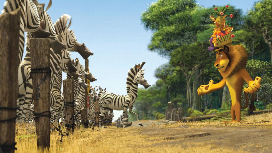 Madagascar 2, fotograma 38 de 48