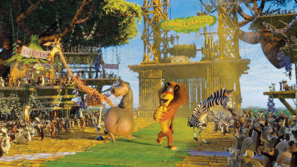Madagascar 2, fotograma 43 de 48