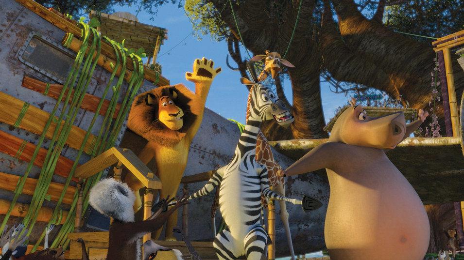 Madagascar 2, fotograma 44 de 48