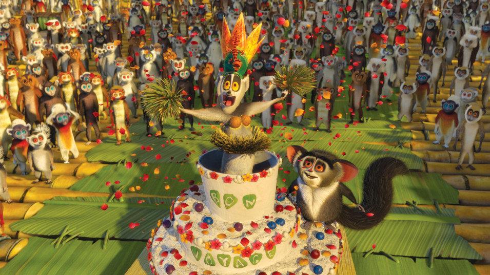 Madagascar 2, fotograma 45 de 48