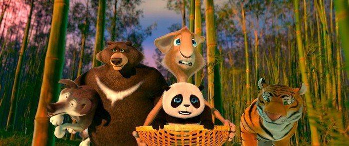 Operación Panda, fotograma 3 de 13
