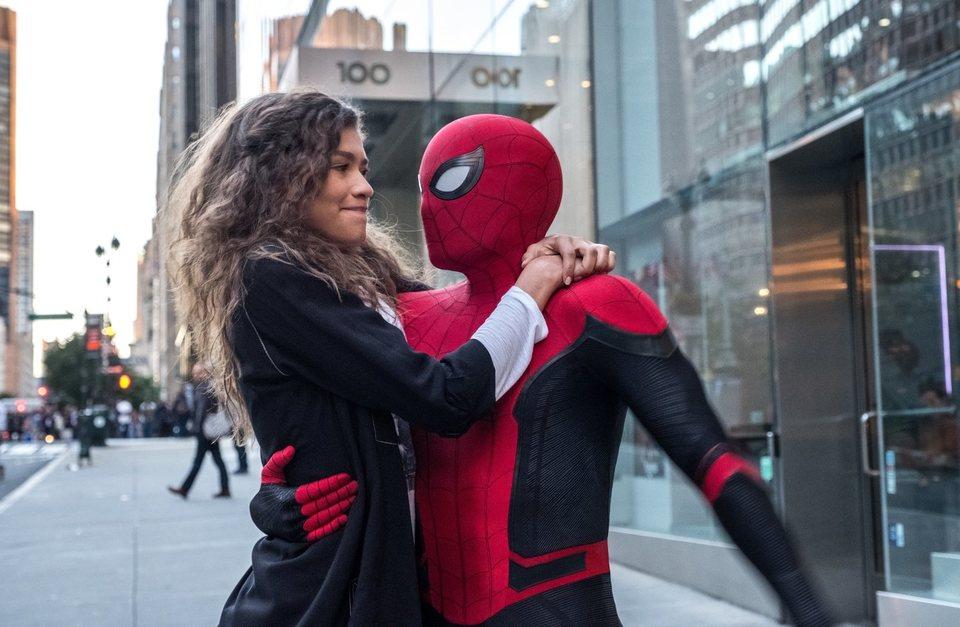 Spider-Man: Lejos de casa, fotograma 2 de 19