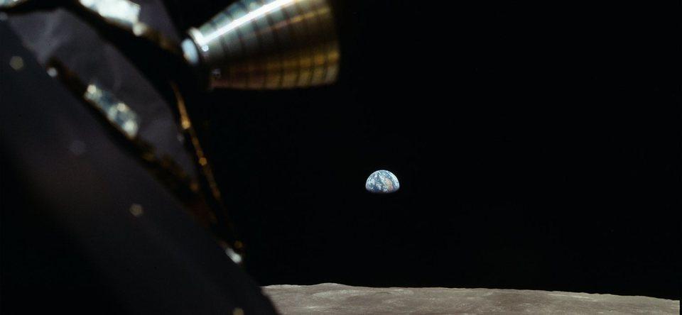 Apolo 11, fotograma 6 de 8