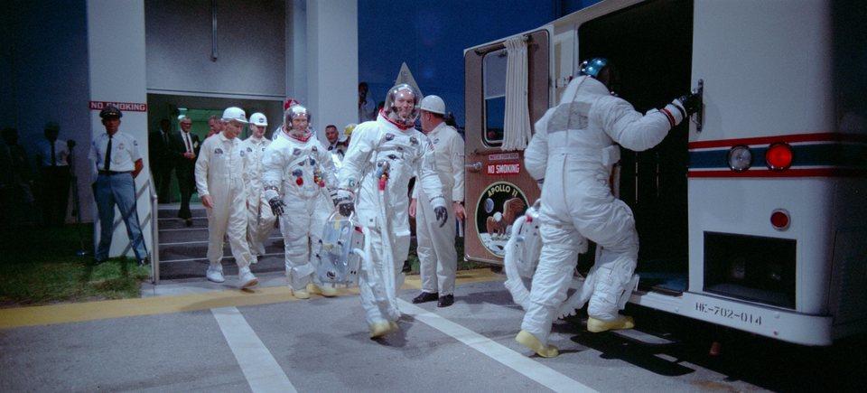 Apolo 11, fotograma 4 de 8
