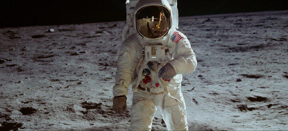 Apolo 11, fotograma 3 de 8