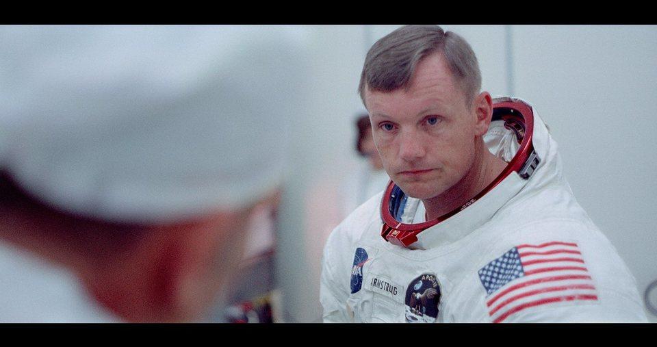 Apolo 11, fotograma 1 de 8