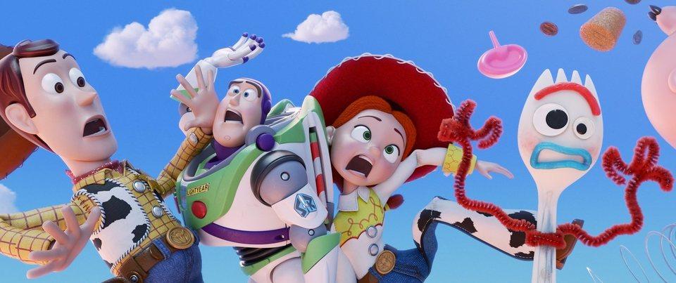 Toy Story 4, fotograma 2 de 15
