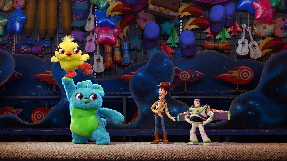 Toy Story 4, fotograma 1 de 15