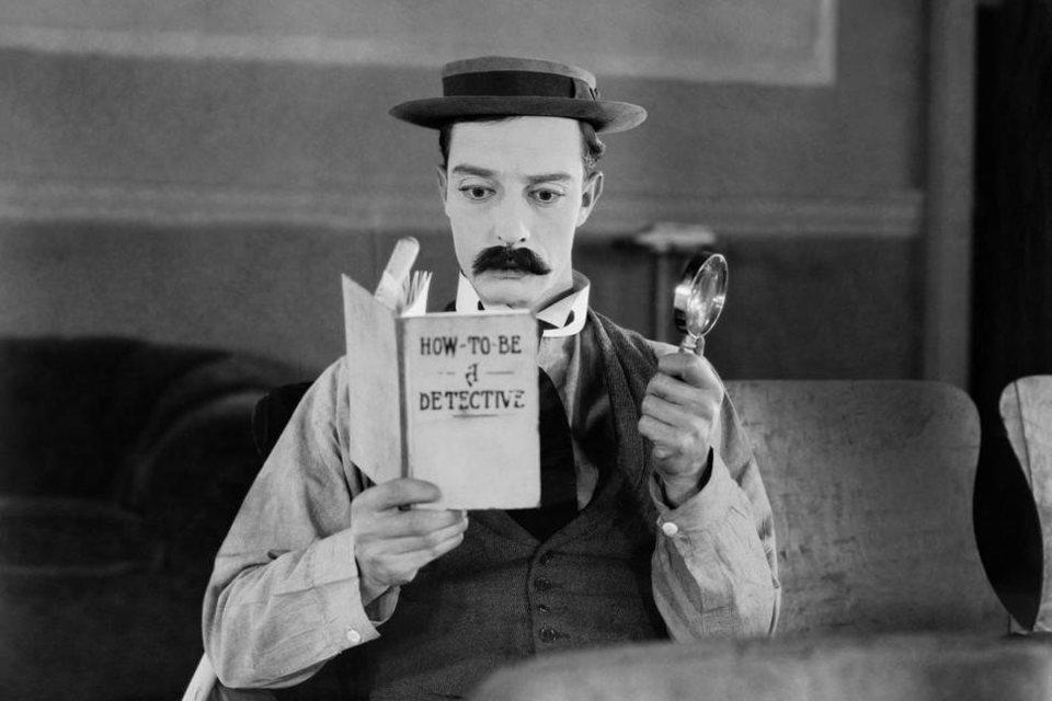 El Gran Buster, fotograma 2 de 10