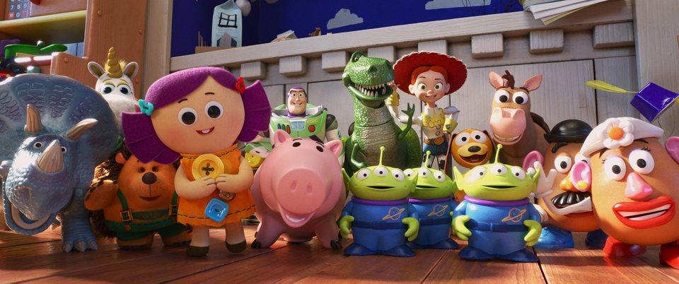 Toy Story 4, fotograma 11 de 15