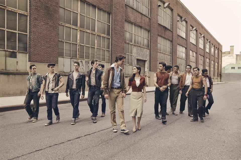 West Side Story, fotograma 1 de 16