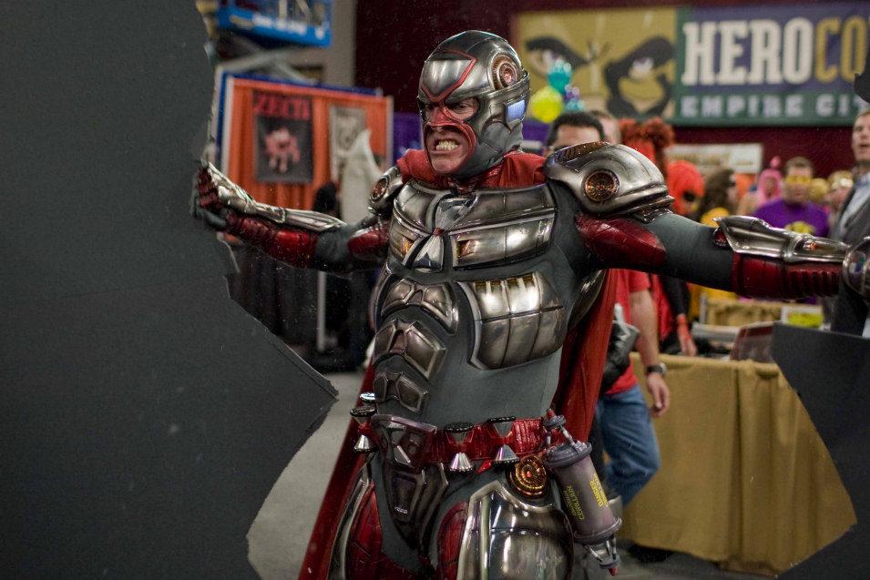 Superhero Movie, fotograma 3 de 22