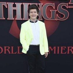 Gaten Matarazzo en la premiere de la tercera temporada de 'Stranger Things'