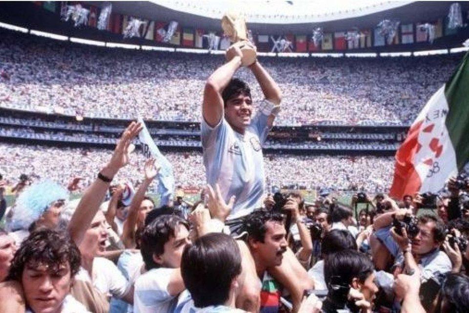 Diego Maradona, fotograma 4 de 12
