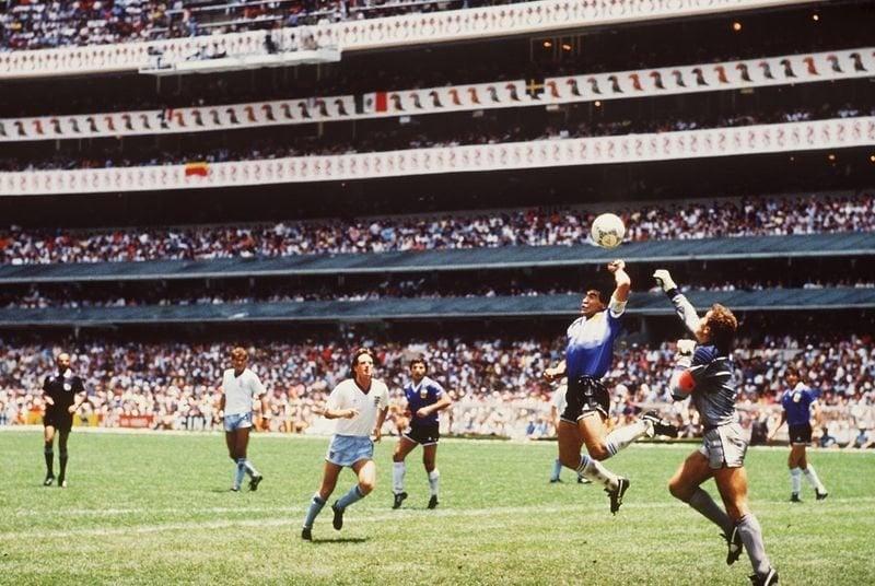 Diego Maradona, fotograma 3 de 12