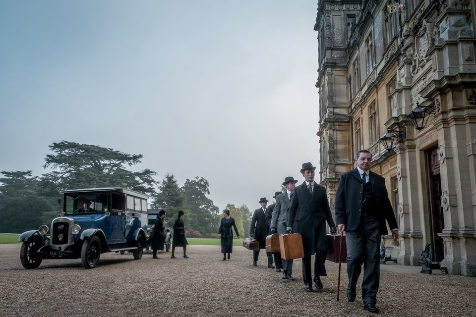 Downton Abbey, fotograma 40 de 40
