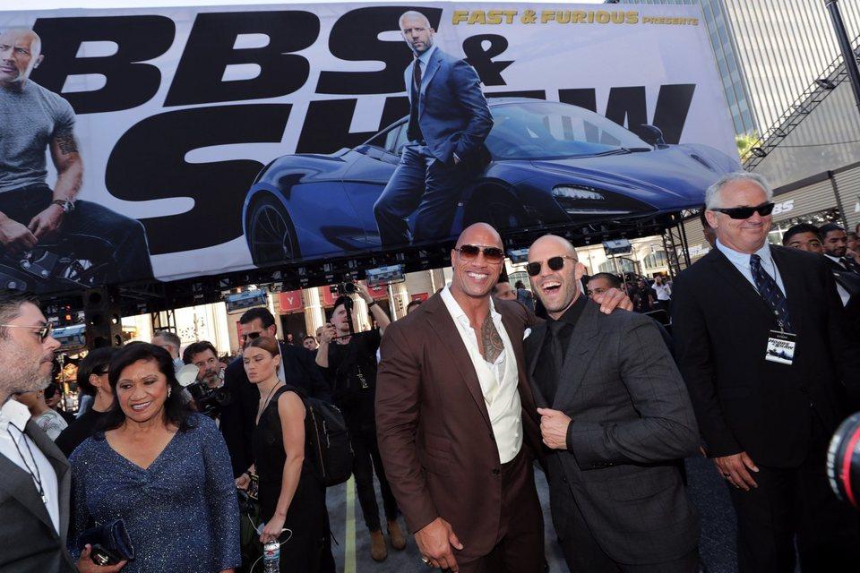Fast & Furious: Hobbs & Shaw, fotograma 15 de 39