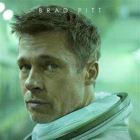 Póster Brad Pitt 'Ad Astra'