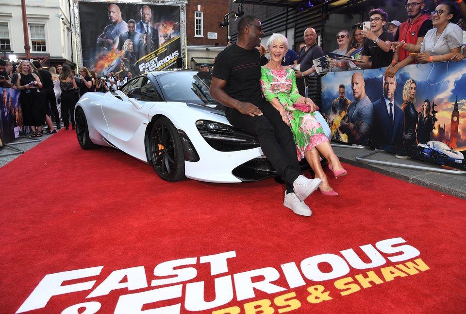Fast & Furious: Hobbs & Shaw, fotograma 39 de 39