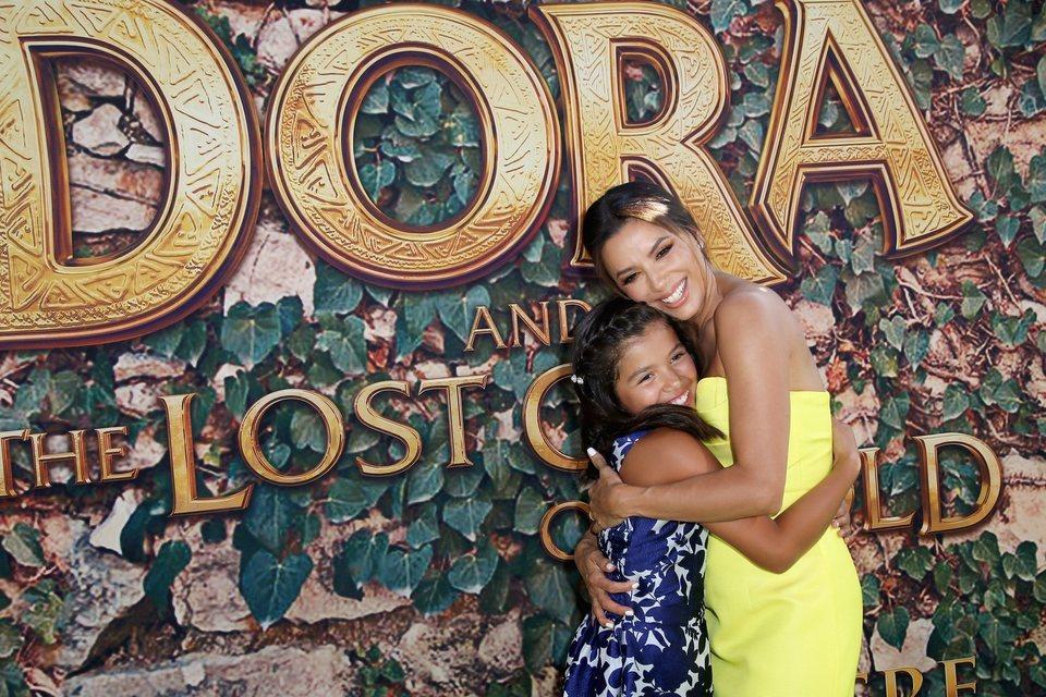 Dora y la ciudad perdida, fotograma 11 de 34