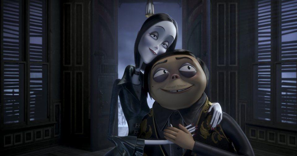 La familia Addams, fotograma 3 de 13