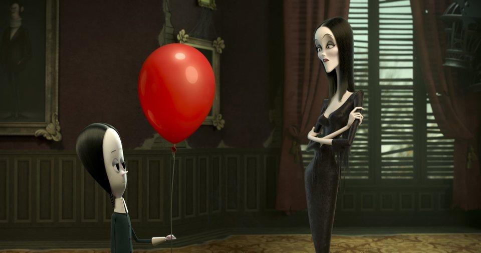 La familia Addams, fotograma 2 de 13