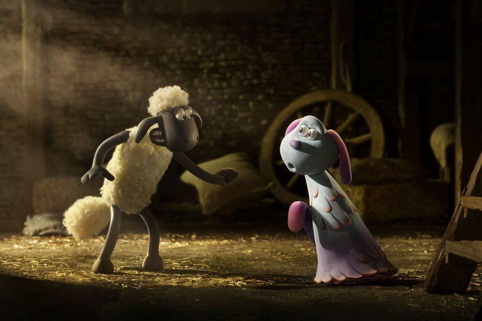 La oveja Shaun. La película: Granjaguedon, fotograma 45 de 52