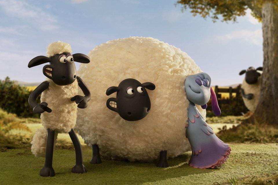La oveja Shaun. La película: Granjaguedon, fotograma 44 de 52