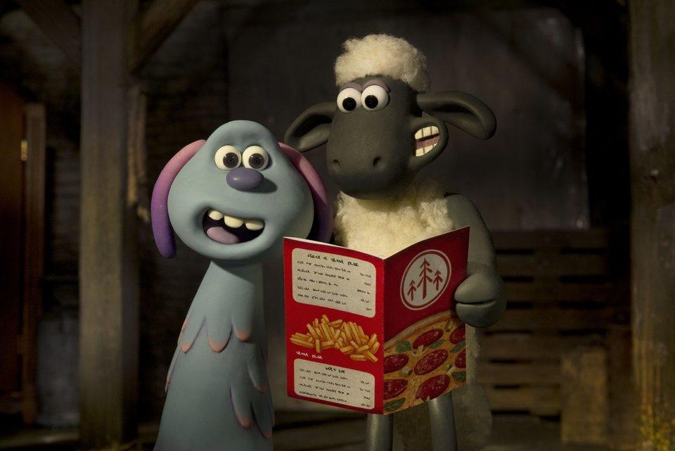 La oveja Shaun. La película: Granjaguedon, fotograma 41 de 52