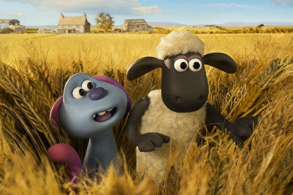 La oveja Shaun. La película: Granjaguedon, fotograma 39 de 52