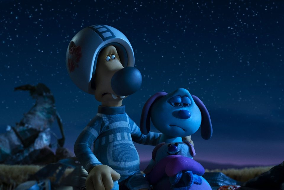La oveja Shaun. La película: Granjaguedon, fotograma 34 de 52