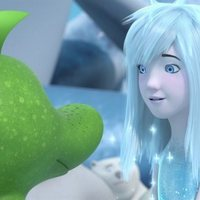 'Tabaluga y la princesa de hielo'
