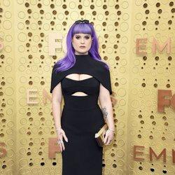 Kelly Osbourne en la alfombra roja de los Emmy 2019